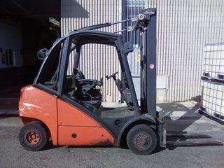 carretilla linde H250 diesel