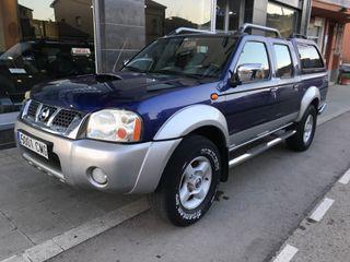 Nissan Pick-up Navara 5 plazas 2003