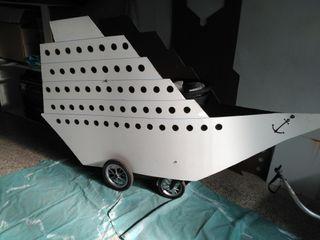 disfraz de barco