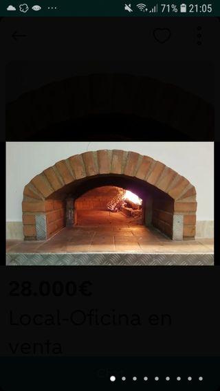 se traspasa pizzería