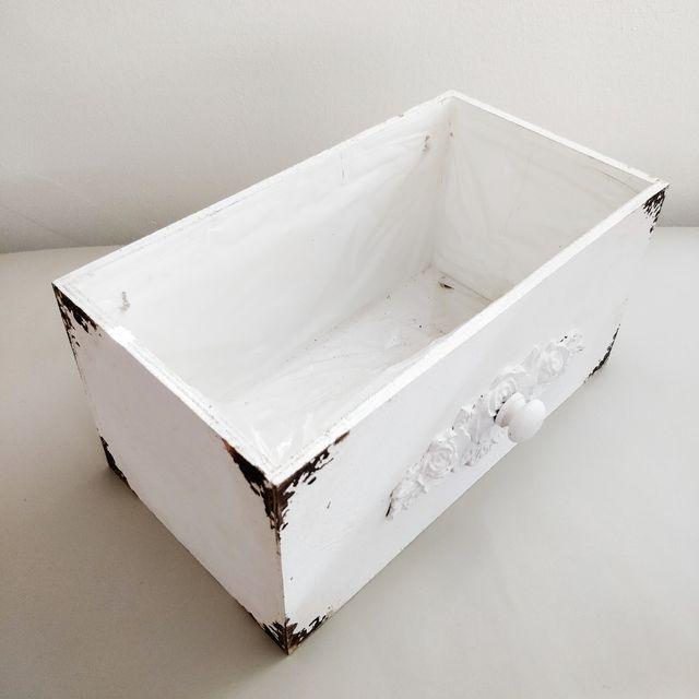 Cajón madera