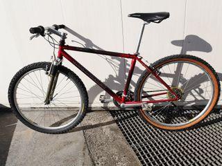 bicicleta de montaña diamond back