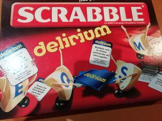 Scrabble delirium