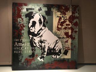 Cuadro bulldog