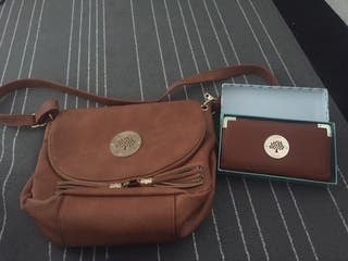Handbag and purse