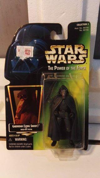 Figuras de Star Wars Kenner Nuevas con blister