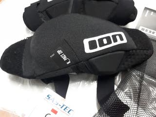 Protector de rodilla ION KPact Zip El KPact Zip