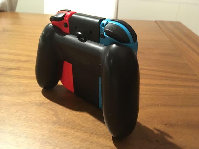 JOYCONs para Nintendo Switch. Azul y Rojo