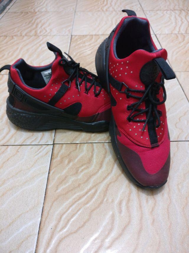 Zapatos Nike Air Huarache Utility