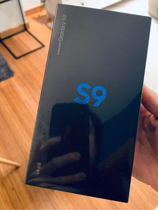 Samsung Galaxy S9 64Gb Sin desprecintar NUEVO