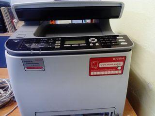 Impresora escaner Ricoh