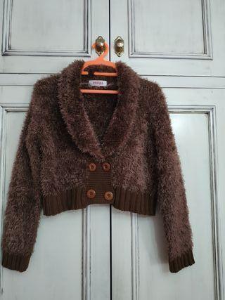 chaqueta lana talla 42 o 44