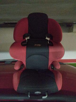 Silla coche Jane Indy Plus ISOFIX