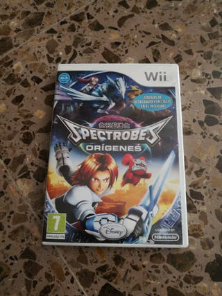 juego Wii.