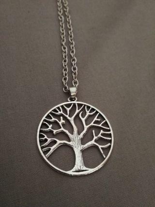 Colgante árbol de la vida