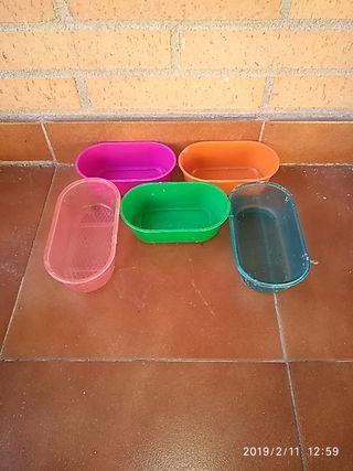 lote bañeras canarios