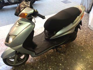 Yamaha cygnus-x 125cc