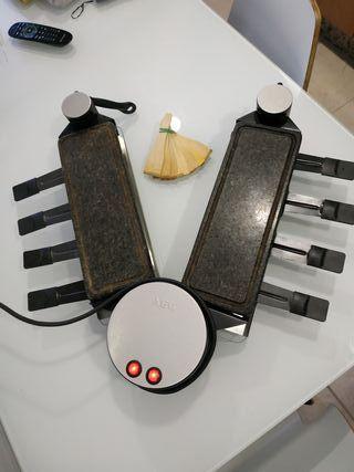 Raclette grill AEG