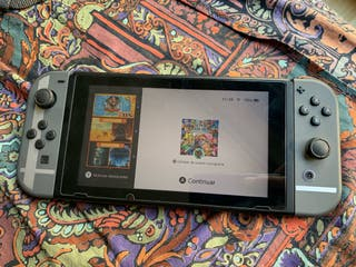 Nintendo Switch edición Súper Smash Bros