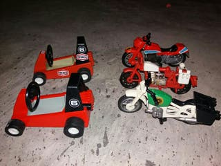 Cars y motos Playmobil