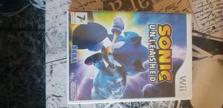 juego wii Sonic unleashed