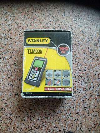 telemetre medidor laser stanley tlm330