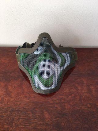 Mascara de aisorft