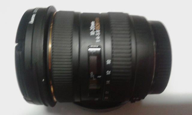 Sigma 10 20 para canon