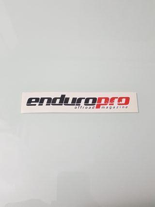 1 Pegatina ENDUROPRO