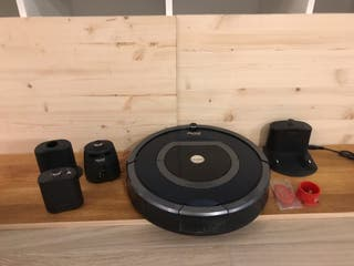 iRobot (Robot limpiador Roomba 780)