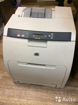 Impresora de color