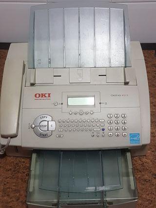 fax oki laser con tlf