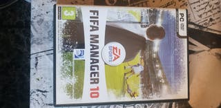 juego pc fifa manager 10