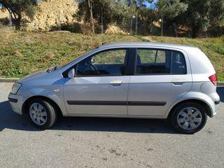 Hyundai Getz, 1.3, gasolina, 5p (negociable)
