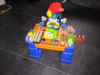 mesa bricolaje niños