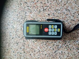 telemetro medidor laser stanley tlm210i