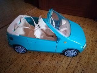 Coche Barbie Fiat