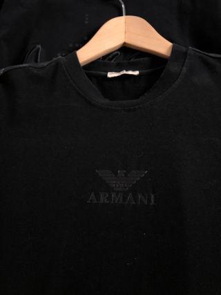 Vámoste manga larga Armani