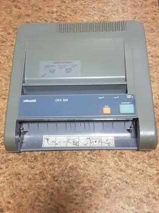 fax impresion termica