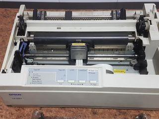 lx 300+ impresora de aguja matricial