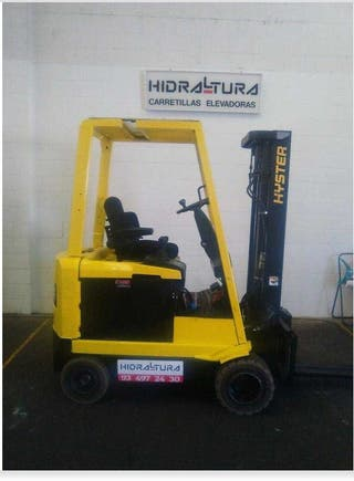 FRONTAL ELECTRICA HYSTER 2.00XMS