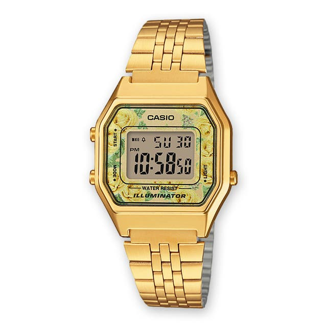 32568da4daf0 Reloj casio dorado usado - compra   venta - los mejores precios