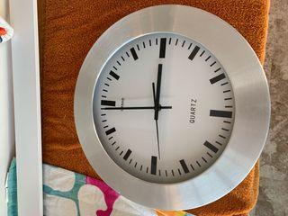 Reloj de pared para cocina no negociable