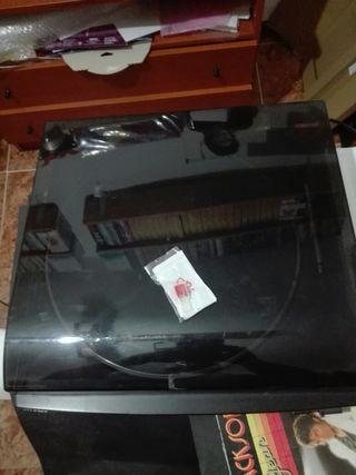 TOCADISCOS SONY PS-LX52P