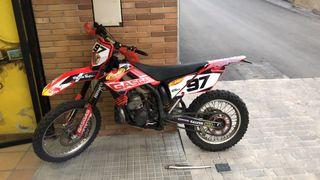 Gas gas 250 2008