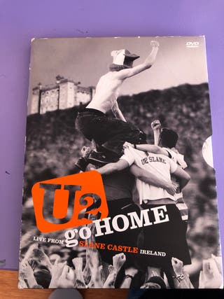Concierto U2 1 septiembre 2001