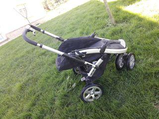 estructura carrito niño casualplay 3 ruedas