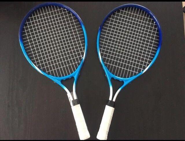 Raquetas tenis (2), a estrenar