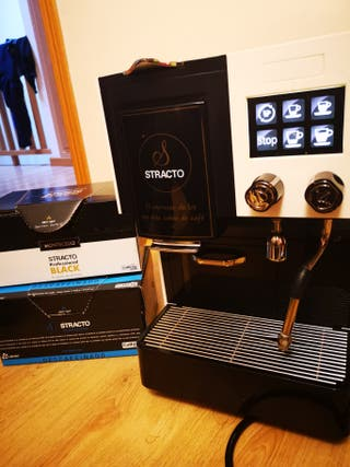 CAFETERA PROFESIONAL STRACTO CAFFITALY SYSTEM