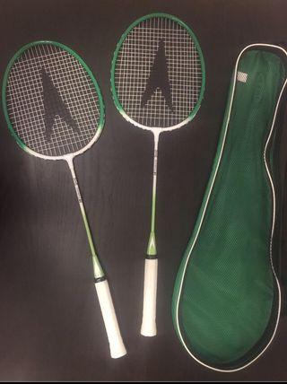 Raquetas de badminton Tretorn